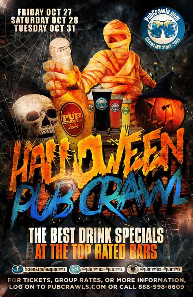 Boston Halloween Events
