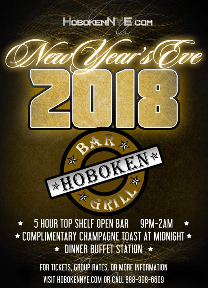 Hoboken New Year's Eve
