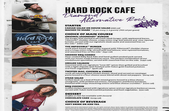 Boston Hard Rock Cafe