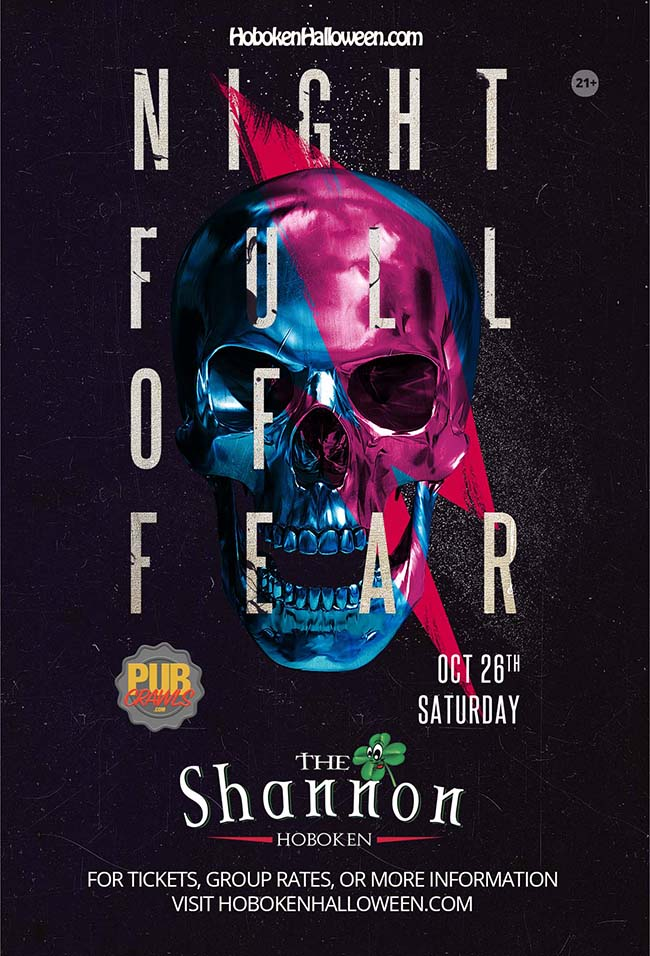 """The Shannon """"Night Full of Fear"""" Halloween 2019"""