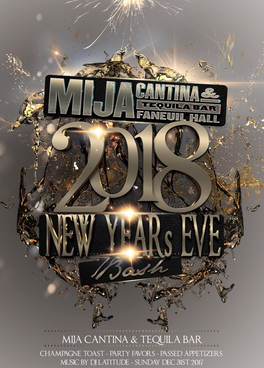 Mija Cantina New Year's Eve Bash