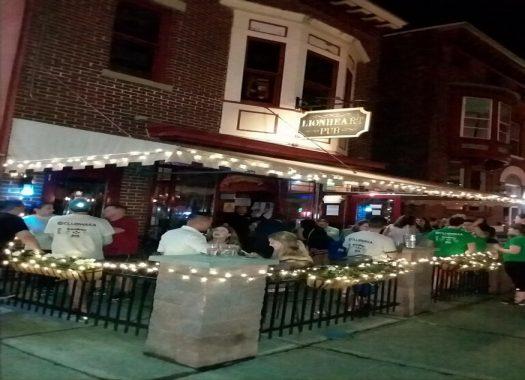 Lionheart Pub Albany Venue