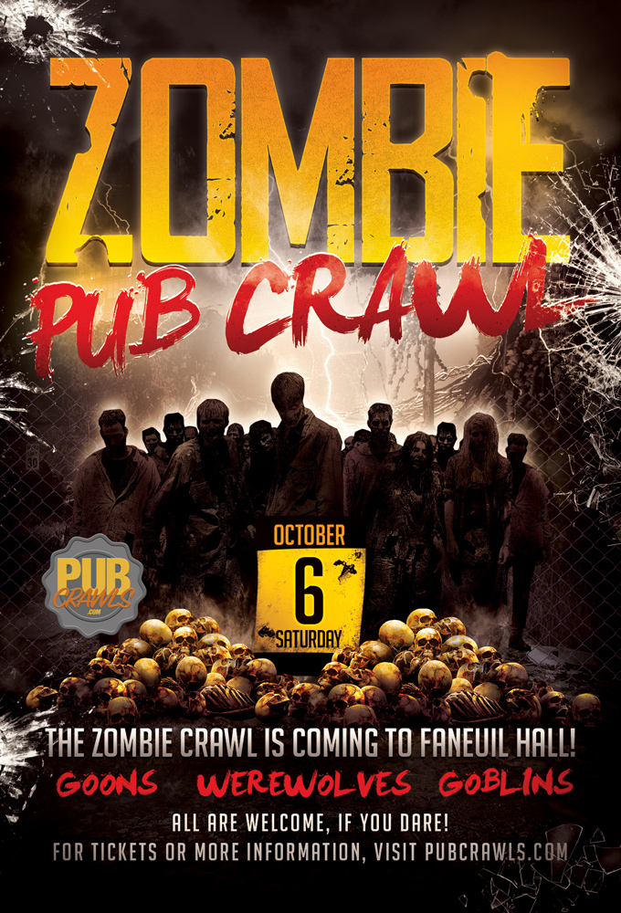 Zombie Boston Crawl 2018