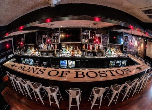 Sons of Boston Bar Venue Image