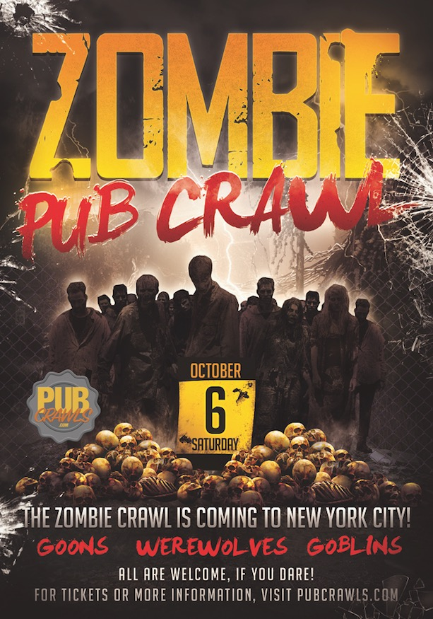 New York City Zombie Crawl