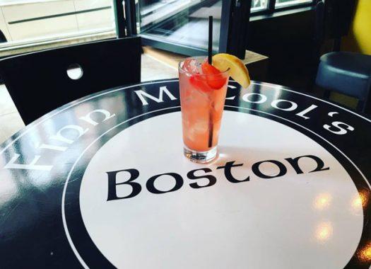 Finn McCool's Boston Bar Venue