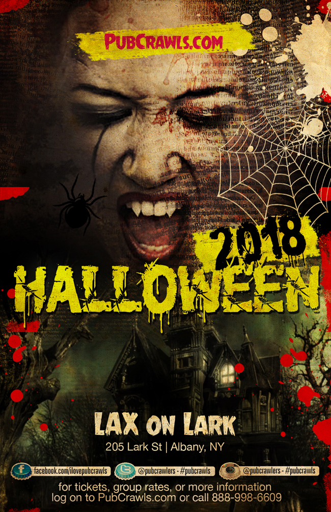 LAX on Lark Halloween