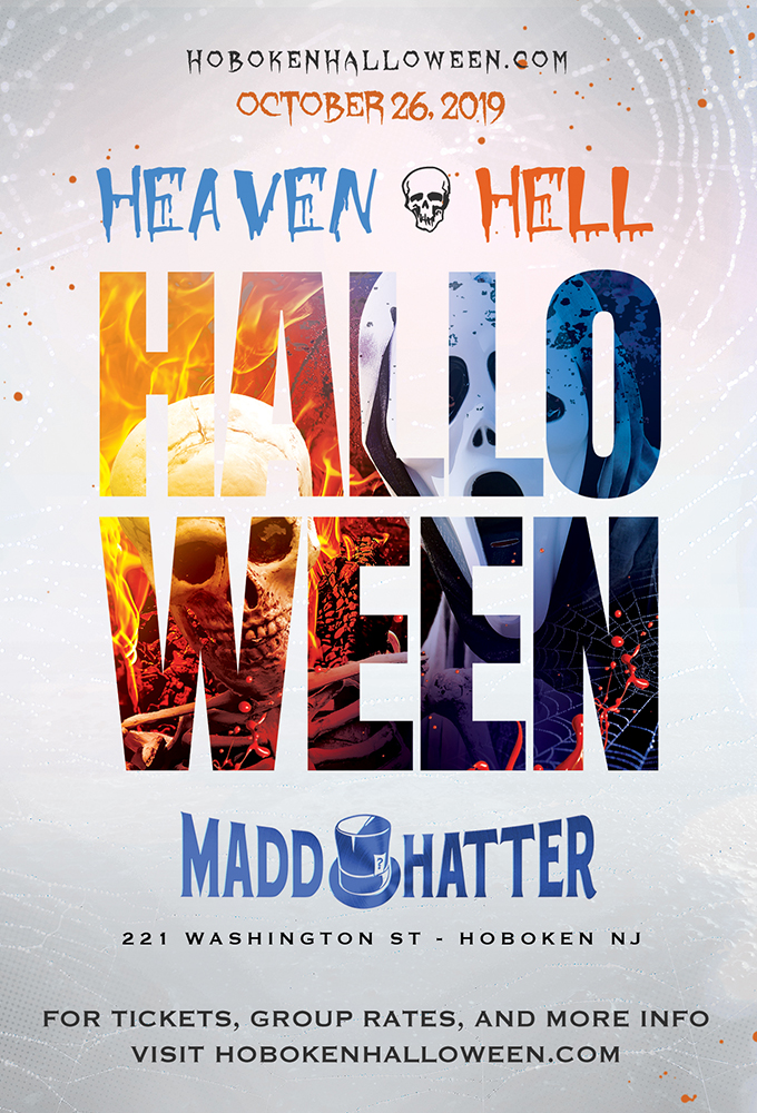 "Madd Hatter ""Heaven & Hell"" Halloween"