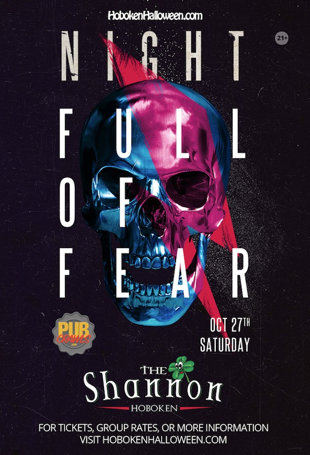 """The Shannon """"Night Full of Fear"""" Halloween 2018"""