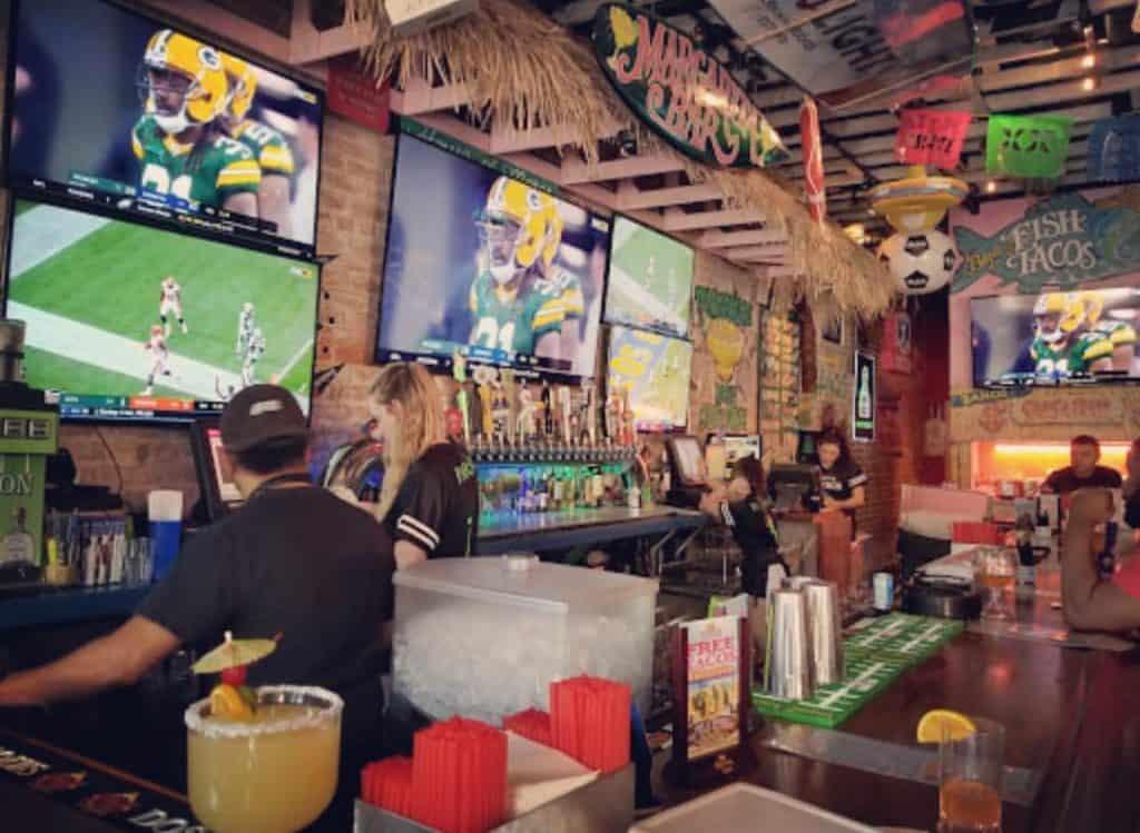 Baja Beach Bar Hollywood 4