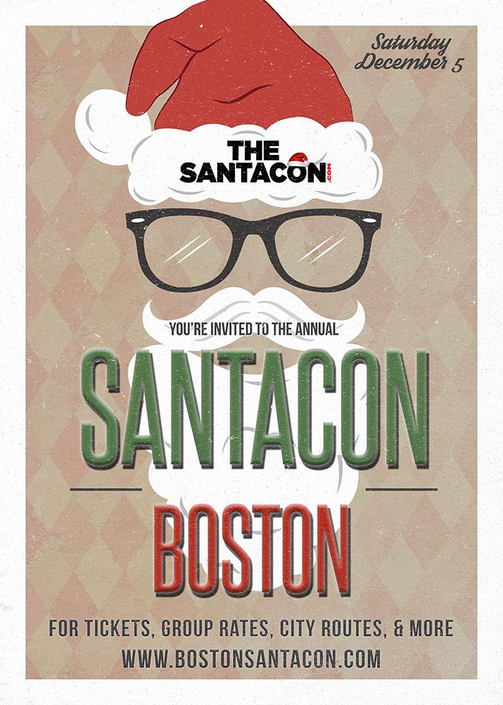 Boston SantaCon Crawl