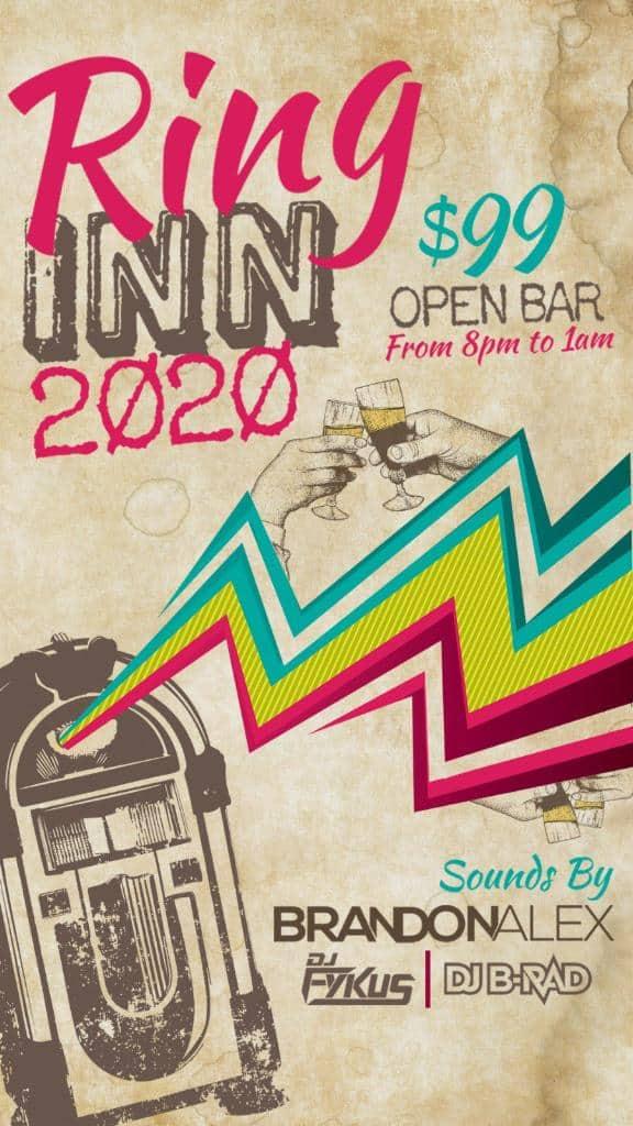 The INN 2020 New Year's Eve – Ring it INN