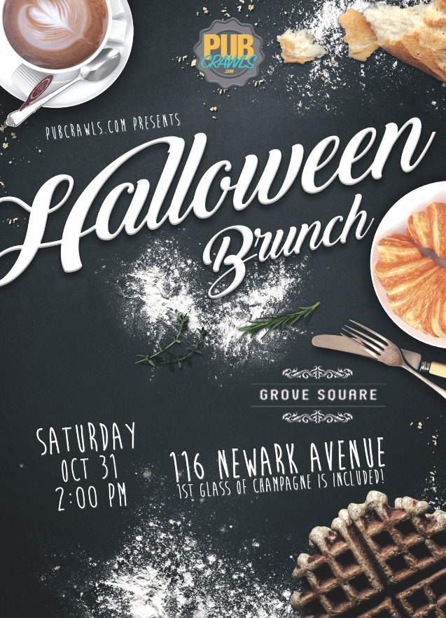 Grove Square Halloween Brunch