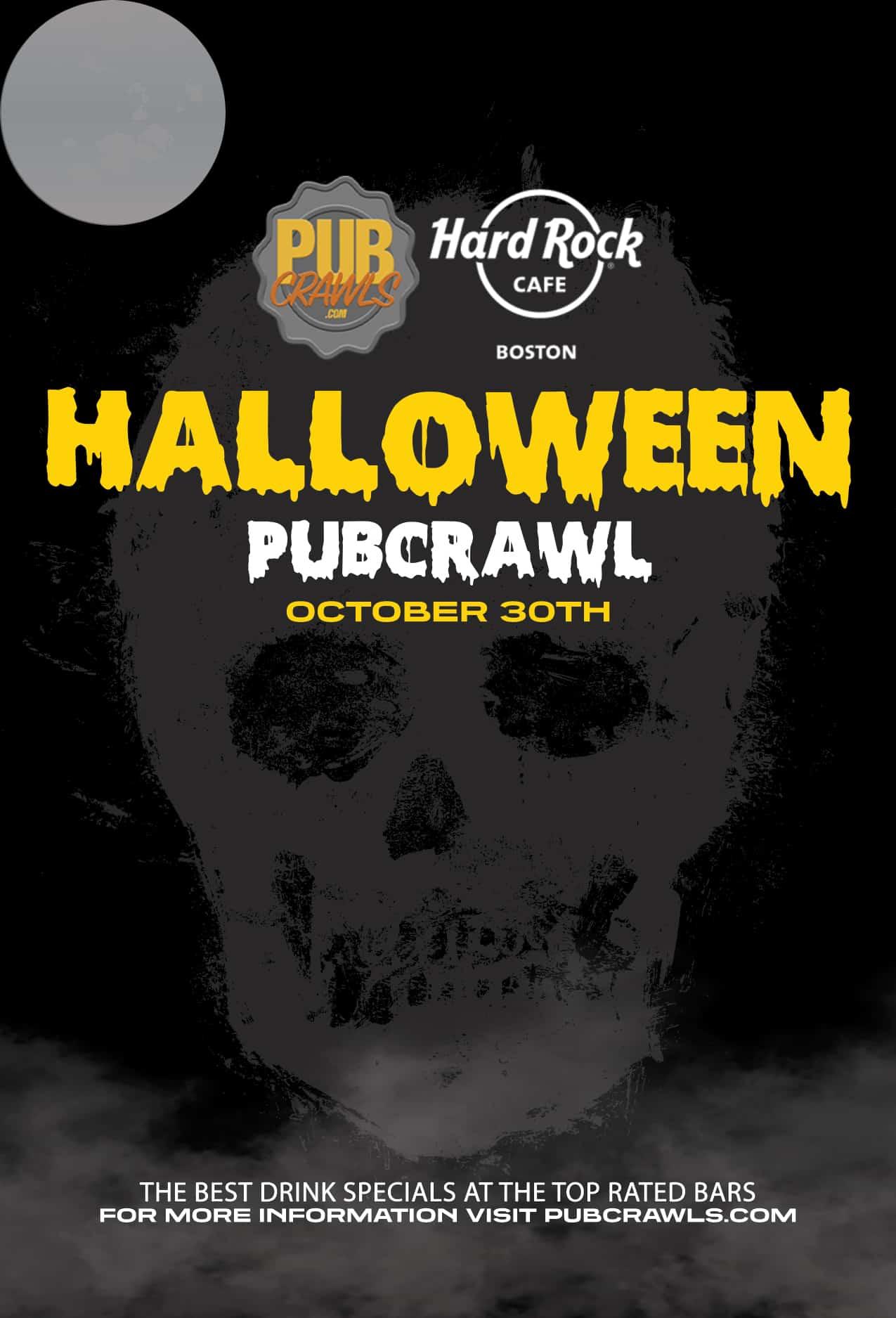 Philadelphia Halloween Fright Night Pub Crawl
